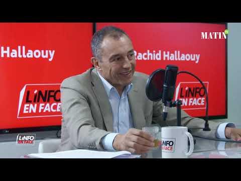 Video : L'Info en Face avec Ahmed Réda Chami