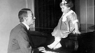 Rachmaninoff plays Tchaikovsky Humoresque