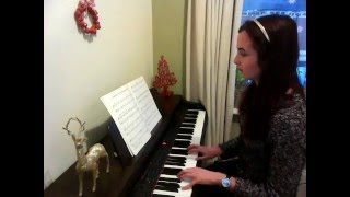 Rudolph The Red-Nosed Reindeer - Christmas Jazzin' About - Ellie Jamieson Music Tuition,