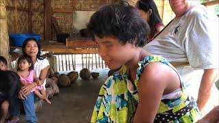 DSWD VISITED THE HUSKING BLIND CHILD SARA SCHOOL PROBLEM RESOLVE