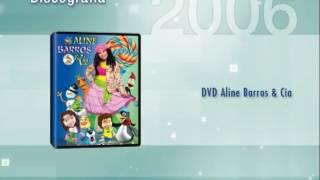 Discografia Aline Barros (DVD Caminho de Milagres 2008)
