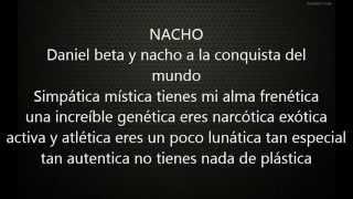 EXÓTICA  Daniel Betancourth Feat Nacho