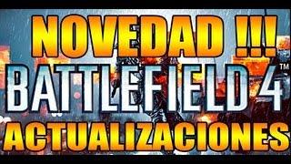 IMPRESIONANTE !!! BATTLEFIELD 4 NO TENDRÁ ACTUALIZACIONES