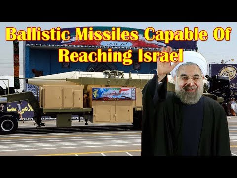 Iran Displays Long-range Ballistic Missiles Capable Of Reaching Israel In Military Parade