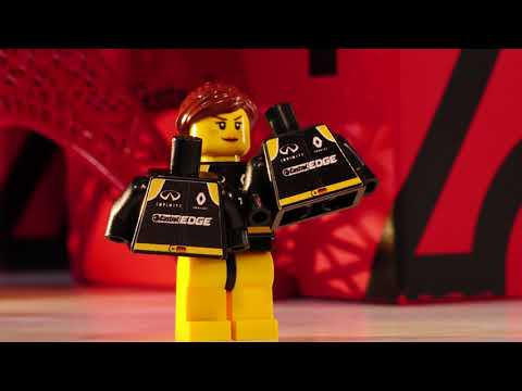 LEGO & L'Atelier Renault | Groupe Renault