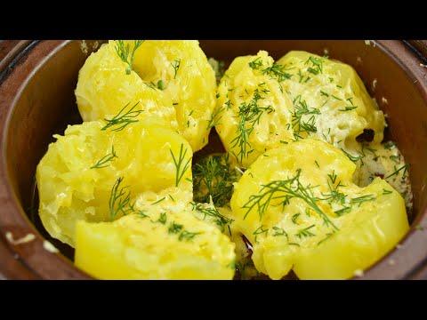 Иногда картошку готовлю по этому рецепту! Вкуснее жареной картошки! Быстрый ужин!