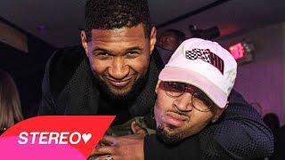 Chris Brown   Party ft  Gucci Mane Usher Lyrics 2016
