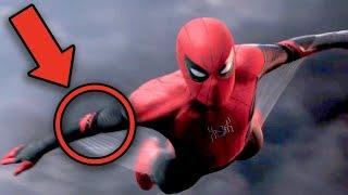 SPIDERMAN FAR FROM HOME Trailer Breakdown! MYSTERIO Explained!