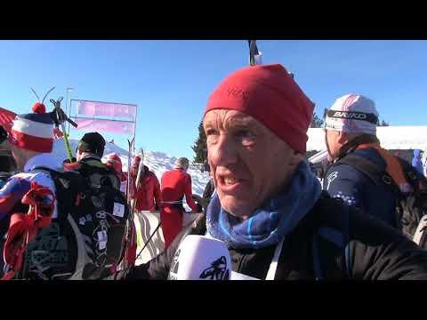 Birken skifestival 2018: Tom Sandberg tidligere vinner av OL- og VM i kombinert