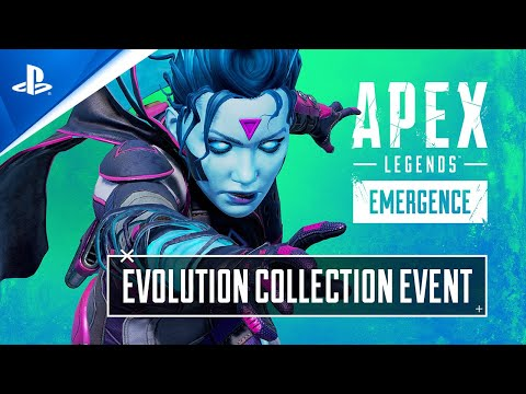 Apex Legends - Evolution Collection Event Trailer   PS4