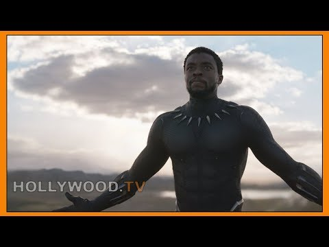 Black Panther hits theaters - Hollywood TV