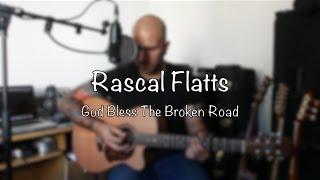 Rascal Flatts - God Bless The Broken Road (David Piçarra cover)
