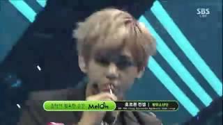BTS  War Of Hormone SBS Live 2014-11-09