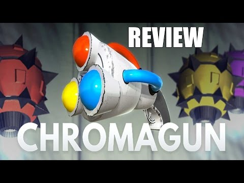 CHROMAGUN: Indie Game Review