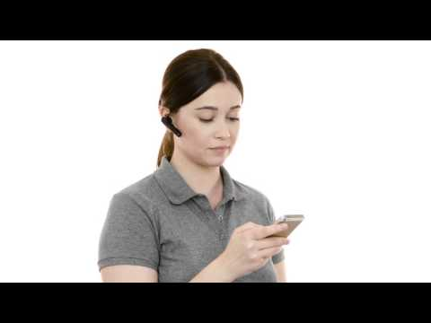 How to pair your Jabra Steel to your mobile phone