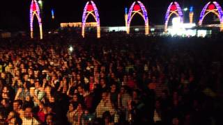 Festas de Marinhais 2013 Plateia Expensive Soul O Amor é Mágico