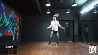 GOT7(갓세븐) - Hard carry(하드캐리) dance mirrored 안무 거울모드 cover [와와댄스 마포본점 WAWA DANCE]