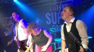 The Anti Anti Supergroup – Girls just wanna have fun (Live) – Punkrock Cover