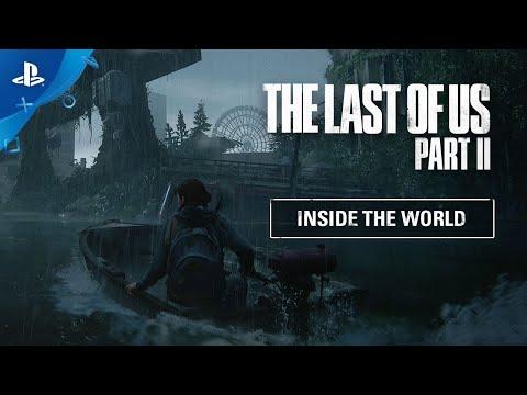 The Last of Us Part II - Por dentro do mundo | PS4