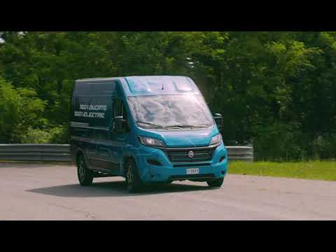 Fiat Professional   New Ducato Electric