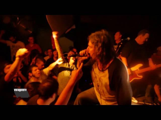 Vídeo de un concierto en la sala Wurlitzer Ballroom.