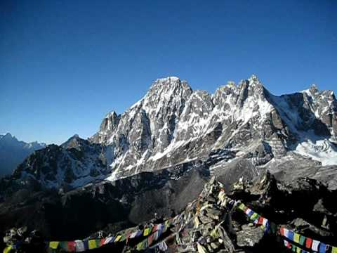 View from Gokyo Ri 05/2009 – Napal, Khumbu region