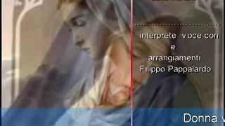 """Filippo Pappalardo """"Donna Maria"""" di (G.Cento)"""