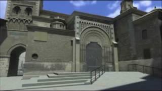 Catedral y Ayuntamiento - Teruel