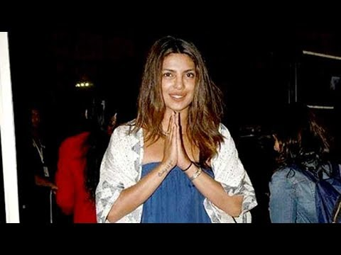 Priyanka Chopra flies back to USA after spending time with family