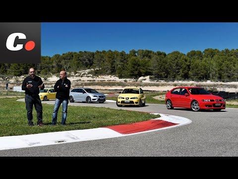 Historia de Seat Cupra: León e Ibiza | 20 Aniversario |  Prueba / Test / Review | coches.net