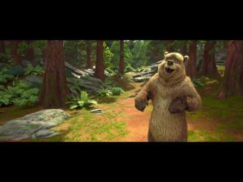 Bigfoot Junior (trailer_norsk tale)