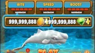 HUNGRY SHARK EVOLUTION MOD OR HACK Download Link V.4.3.0