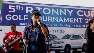 Reza Artamivea feat C2Band | 5th R.TONNY CUP GOLF TOURNAMNET 2017