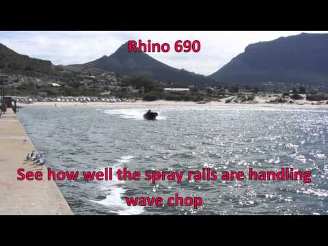 Rhino 690 - Performances