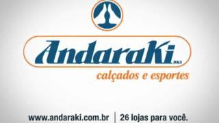 7f34be7118 Loja Andaraki.com.br - Compre Online Sapatos Femininos e Masculinos -  YouTube