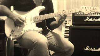 Deep Purple-Child In Time cover by Raviv .p.