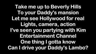 Yelawolf - Daddy's Lambo [HQ & Lyrics]