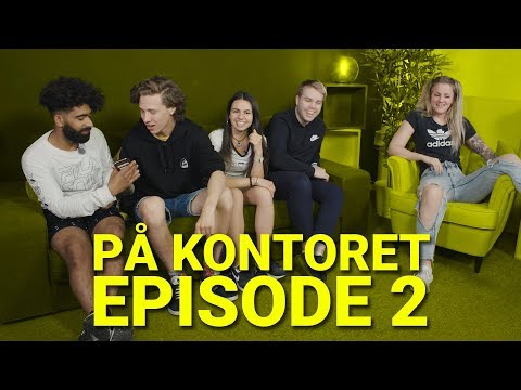 PÅ KONTORET - Yanny eller Laurel + Drøye Russekort