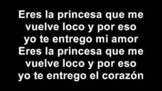 Mc Magic - Princesa (con la letra)