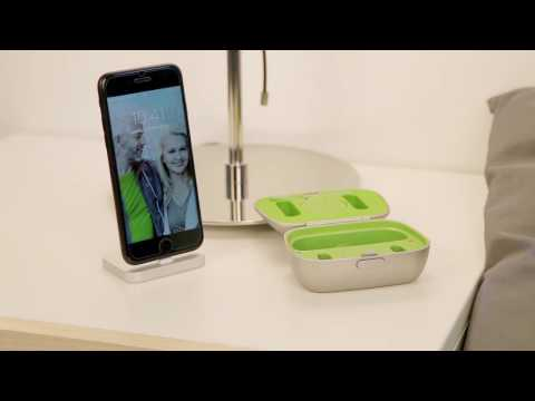Ease of use of rechargeable Phonak hearing aids