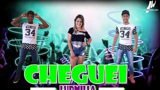 Cheguei - Ludmilla - Coreografia