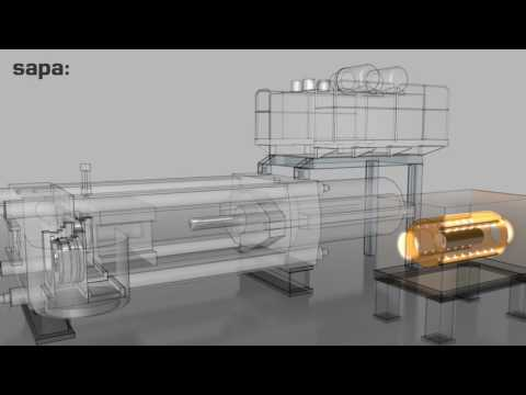 Aluminium Extrusion Process