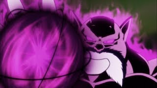 Hakaishin Toppo Breaks The Stage And Changes The Colour Of The Sky - Dragon Ball Super Episode 125