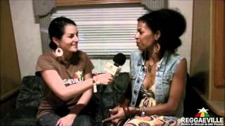 Interview: Mamadee in Miami, FL @9Mile Music Festival 3/3/2012