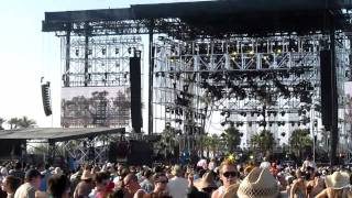 Cee-Lo Green - Bright Lights Bigger City (live @ Coachella 2011 HD)