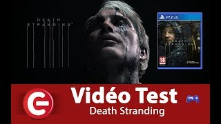 Vidéo-Test : [Video Test/Gameplay] Death Stranding