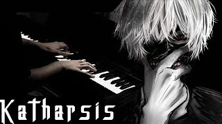 """Tokyo Ghoul:re Season 2 Opening """"Katharsis""""『TK from Ling Tosite Sigure』[Piano]"""
