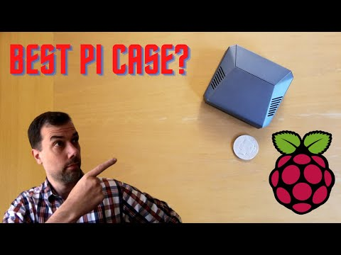 Is this the best Raspberry Pi 4 case?
