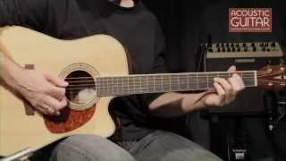 Cort MR710 Review from Acoustic Guitar