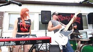 Mickey Moone - Weird One (Music Video)